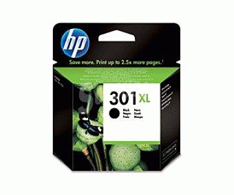 HP Cartuchos de Tinta 301XL Negro HP (CH563E) 1 Unidad- Compatible con Impresoras: HP Deskjet 1050 / HP Deskjet 2050 / 1 Unidad
