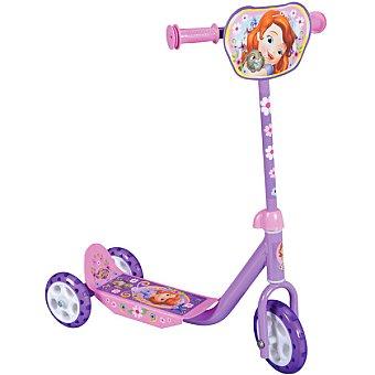 DISNEY Princesa Sofía Patinete de 3 ruedas