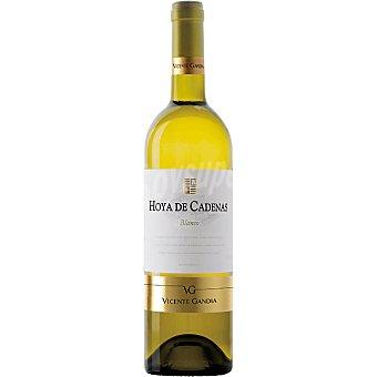 HOYA DE CADENAS Vino blanco D.O. Utiel Requena Botella 75 cl