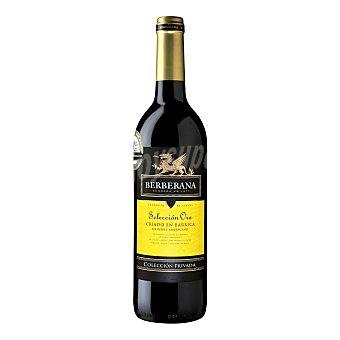 SELECCION ORO Vino tinto de la tierra de Castilla Botella 75 Centilitros