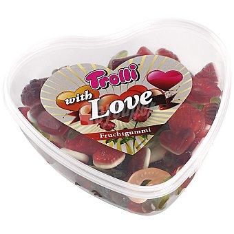 Trolli Whith love caramelos de goma surtidos Caja 450 g
