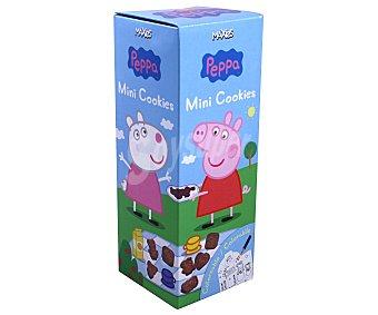 PEPPA PIG Mini galletas de chocolate Paquete 275 g