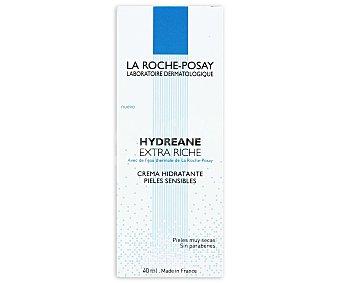 La Roche-Posay Crema hidratante pieles sensibles 40 Mililitros