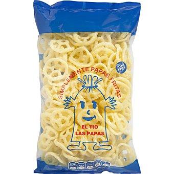 El tio de las papas snack ruedas bolsa 95 g