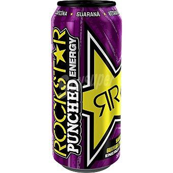 ROCKSTAR Bebida energética con guava Lata 50 cl