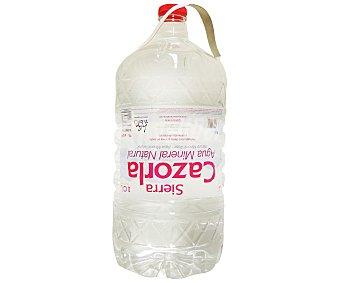 SIERRA CAZORLA Agua Mineral sin Gas 10L