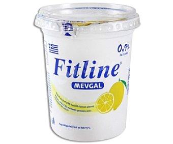 Mevgal Yogur Griego con sabor a Limón 0,9 % 500 Gramos