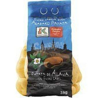 Eusko Label Patata Malla 3 kg