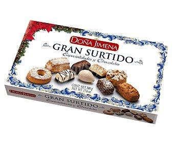 Doña Jimena Surtido de dulces navideños 500 g