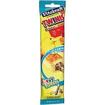 VITAKRAFT TWINIS Bizcocho + barrita para canarios paquete 1 unidad Paquete 1 unidad