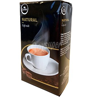Condis Cafe molido natural 250 G