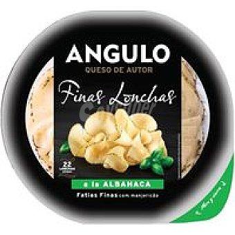 Angulo Lonchas Finas Albahaca 100g