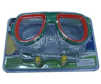 Euraspa Gafas de buceo infantiles