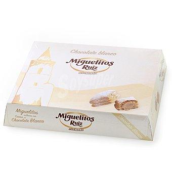 Edel Bio Miguelitos de chocolate blanco 500 g