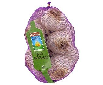 Auchan Producción Controlada Ajo Morado hortaliza Malla de 600 g