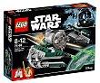 Juego de construcciones con 262 piezas Jedi Starfighter de Yoda, Star Wars 75168 lego  LEGO Star Wars