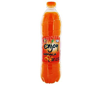 Enjoy Refresco de naranja Botella 1,5 litros