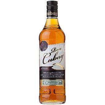 Cubay Ron añejo cubano Botella 70 cl