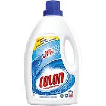 Colón Detergente gel Garrafa 40+2 dosis