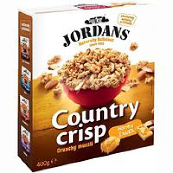 Jordans Cereales Country Honey & Nuts 400 g