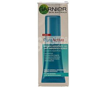 Garnier Crema hidratante 24 horas anti-imperfecciones para pieles grasas con imperfecciones 40 mililitros