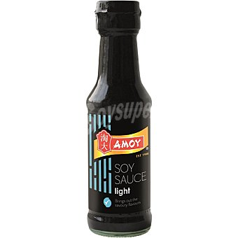 Amoy Salsa de soja light Botella 173 g
