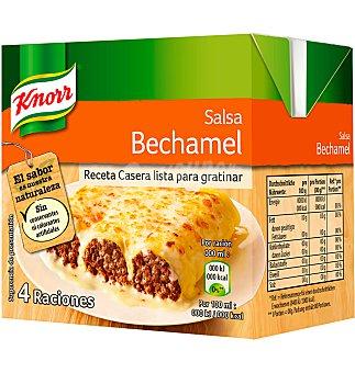 CASERA Bechamel knorr receta 50 CL