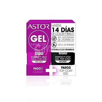 Astor Astor pack top coat gel dúo 015