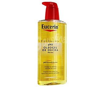 Eucerin Oleogel ducha pieles sensibles 400 Mililitros
