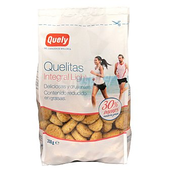 Quely Galleta de aceite ligh integral 350 g