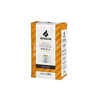 Candelas Café molido mezcla Paquete 250 gr