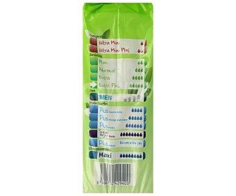 Auchan Compresas para pequeñas perdidas de orina 16 unidades