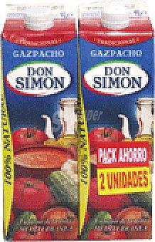 Tradicional Gazpacho don simon Pk 2 uni