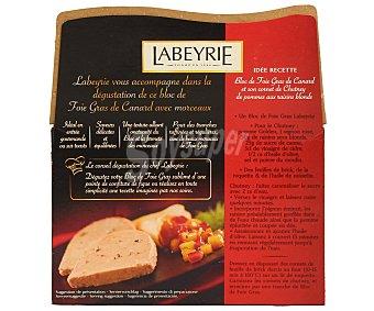 LABEYRIE Foie Gras de Pato con Trozos de T. con Guillotina 300 gramos