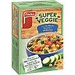 Super veggie calabacín, bulgur y garbanzos Paquete 400 g Findus