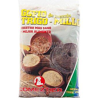Comeztier Gofio de trigo y millo bolsa 1 kg Bolsa 1 kg