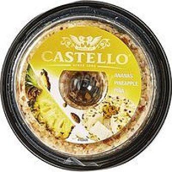 Castello Queso cremoso de piña 250 g