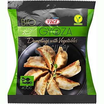 Vici Gyoza dumplings con verduras Bolsa 400 g
