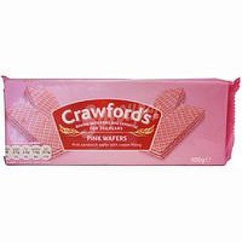 CRAWFORD`S Pink Wafer Paquete 100 g