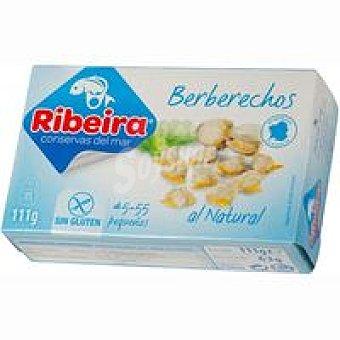 Ribeira Berberecho al natural 45/55 Lata 63GR