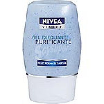 Nivea gel exfoliante purificante piel normal/mixta Visage Tubo 75 ml