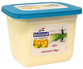 Holland Margarina vegetal Tarrina de 1000 gr