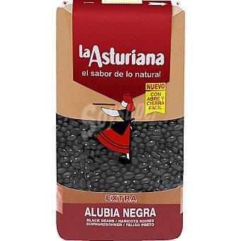 La Asturiana Alubia negra Paquete 1 kg