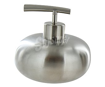 WENKO Dispensador de jabón/gel modelo Nova, fabricado en acero inoxidable 1 Unidad