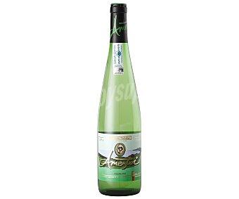 Ameztoi Vino blanco txakoli con denominación de origen Getariako Txakolina Botella de 75 cl