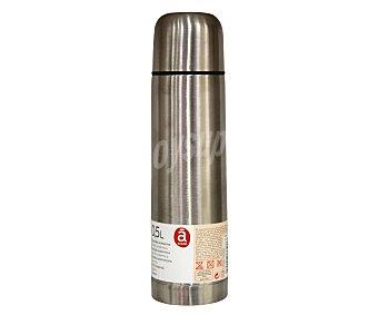 ACTUEL Recipiente isotérmico fabricado en acero inoxidable con 0,5 litros de capacidad 1 unidad