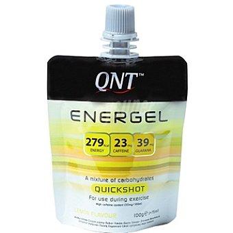 QNT ENERGEL Complemento deportivo en gelatina sabor limón Envase 75 g