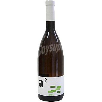 VERDIL A2 Vino blanco de Valencia Botella 75 cl