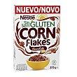 Cereales corn flakes con chocolate sin gluten 375 g Nestlé