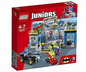 LEGO Juego de Construcciones Batman Ataque a la Batcueva, Modelo 10672 1 Unidad